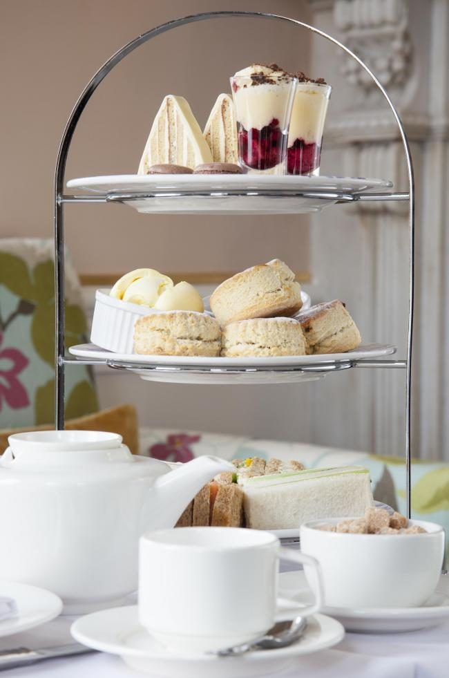 Tell us, where is the best place in south London or north Surrey to get afternoon tea?