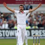 Wandsworth Guardian: James Anderson has enjoyed himself in the Caribbean so far