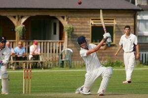 Cricket: Ashtead CC skipper is grateful for Dom's time