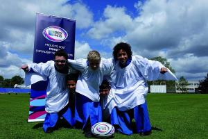 Croydon choristers singing their way to Rugby World Cup role