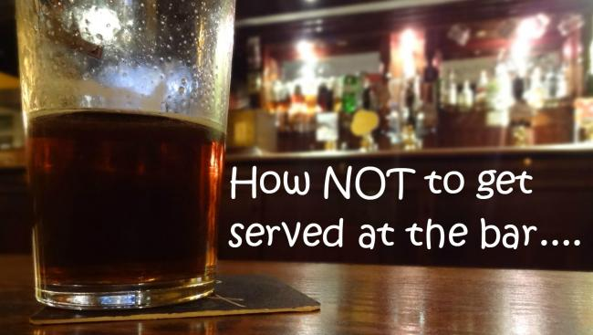 13 things pub-goers do that infuriate the staff