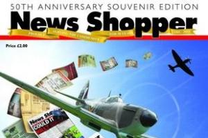Birthday magazine on sale: Your chance to buy a piece of News Shopper history