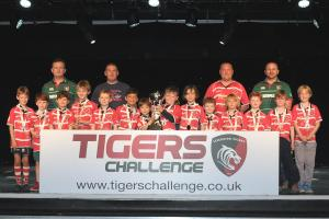 Rugby Union: Rosslyn Park youngsters triumph at the Tigers Challenge festival