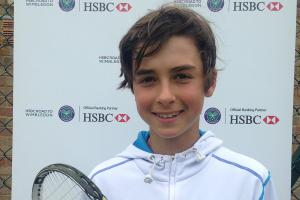 Wimbledon Tennis: Kingston youngster hopes for better luck next year