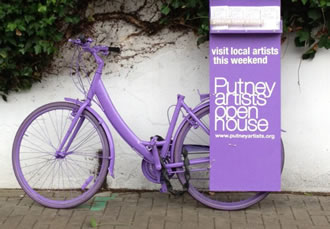 Putney artists to throw open doors in October showcase