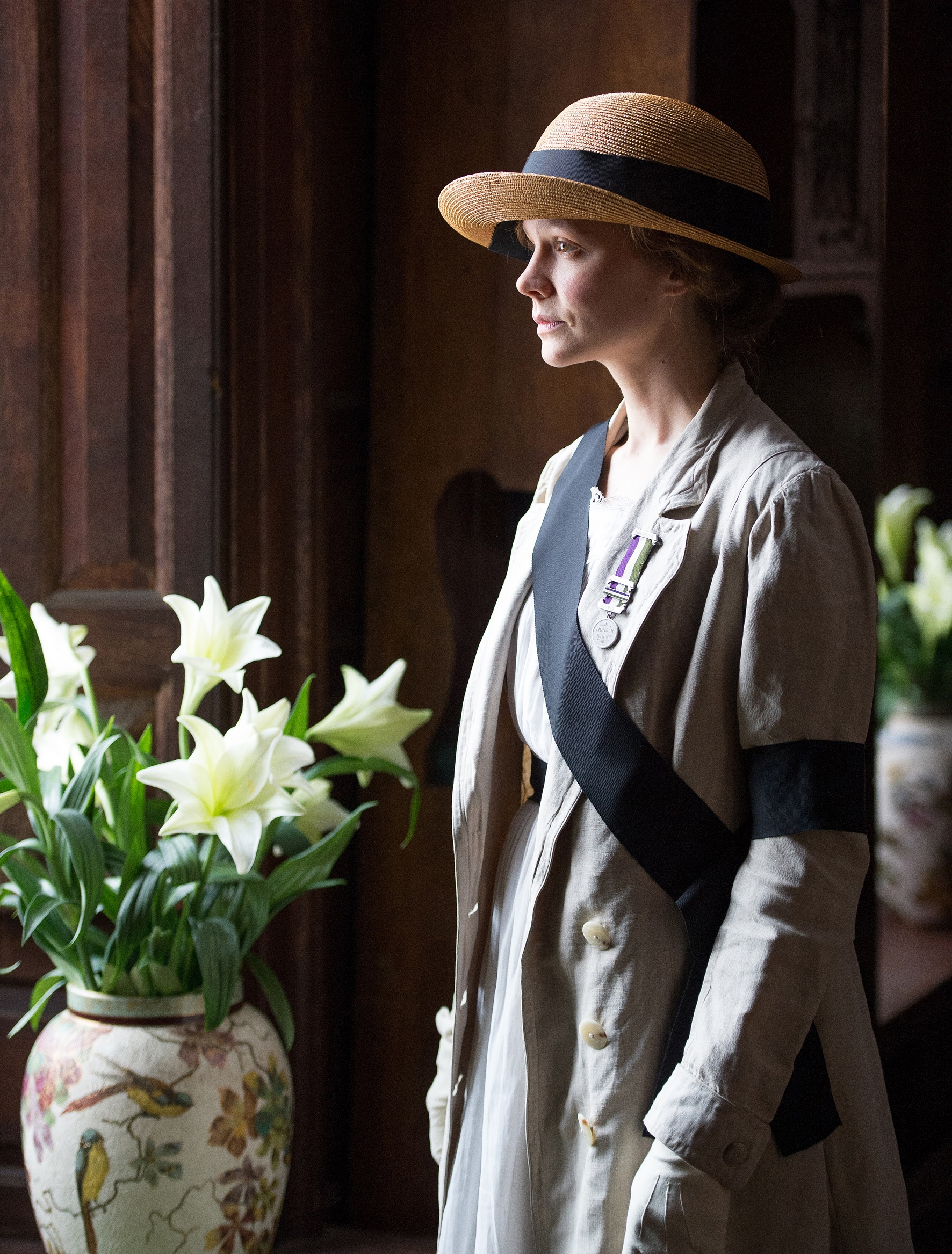 Carey Mulligan stars in Suffragette