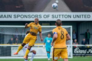 Extended interview: Life changes opened the door for Sutton United defender's 200 appearances