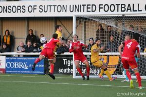 Sutton United: McAllister's cheeky back heel would have had Match of the Day purring