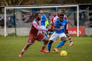 Fotball: Were Corinthian Casuals robbed of FA Trophy triumph?