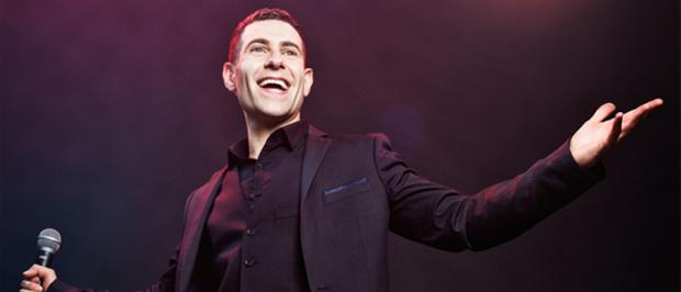 Wandsworth Times: Lee Nelson - Suited & Booted