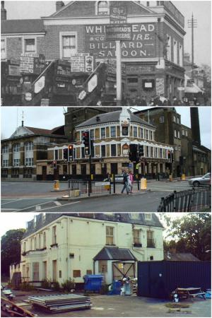 Wandsworth Guardian: IN PICTURES: Do you remember these lost pubs from Wandsworth, Battersea, Tooting and Putney?