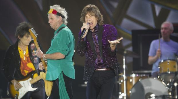 MAPPED: The Rolling Stones' Kent and South London