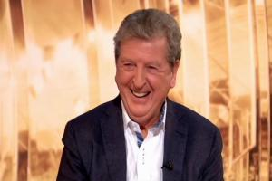 Roy Hodgson rocked a Louis Vuitton belt on Match Of The Day and Twitter couldn't cope
