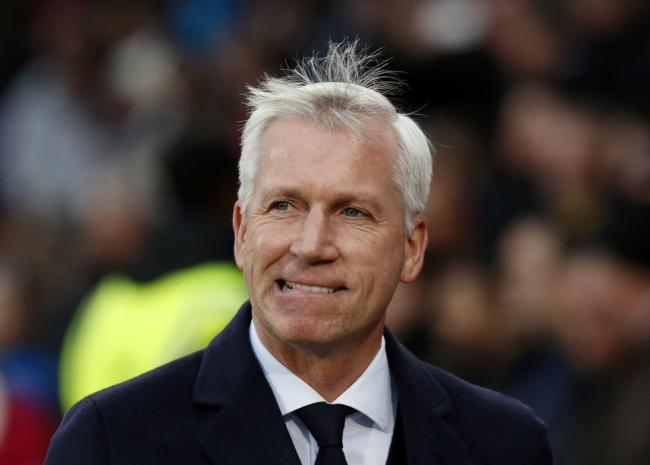 Crystal Palace manager Alan Pardew.