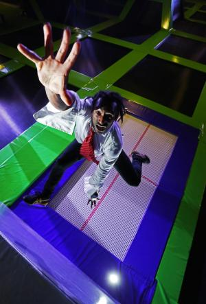 Wandsworth Guardian: You'll be bouncing after reading this news - the capital's BIGGEST trampoline park has opened in Earlsfield. Pictures here >