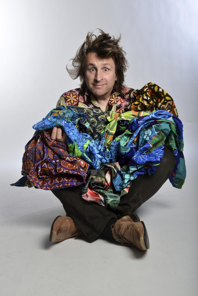 Milton Jones tells us about joke theft and fellow comedians as he gears up for Balham and Greenwich Comedy Festivals
