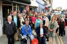 Save Southfields Village: Residents rally to save shops from flat conversion