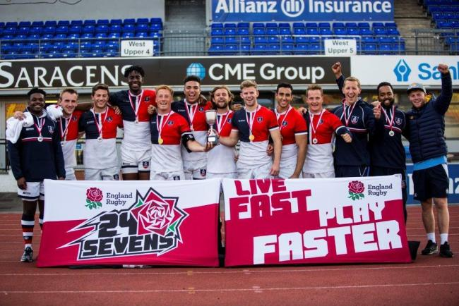 Winners: Seventy7s at Allianz Park
