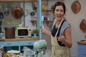 Everything you need to know about this year's Bake Off winner