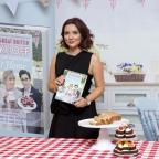 Wandsworth Guardian: Candice and her new hairdo praise Bake Off as an 'amazing series'