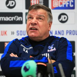 Wandsworth Times: Crystal Palace manager Sam Allardyce could have moved to China after leaving the England job
