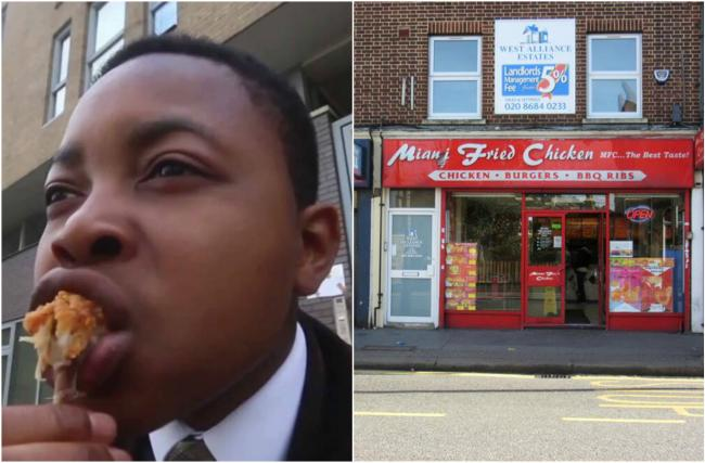 The Chicken Connoisseur searches for 'The Pengest Munch' as he visits different establishments to sample their cuisine (Picture credit: Facebook/Google)