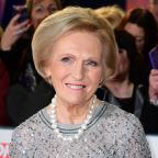 Wandsworth Guardian: Mary Berry advises Bake Off contestants: Keep the tears in check