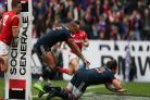 France strike deep into stoppage time to end Wales' run of success