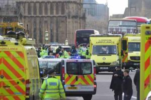 Fifth person dies after terror attack at Westminster