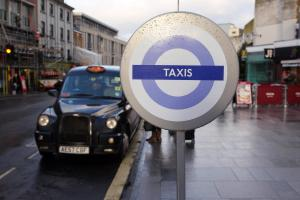 The iconic black cab is about to change