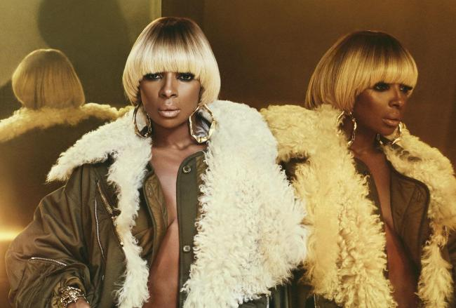 Mary J Blige will perform at Kew the Music