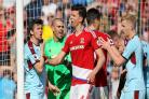 Tom Heaton's stunning save denies Middlesbrough a much-needed win