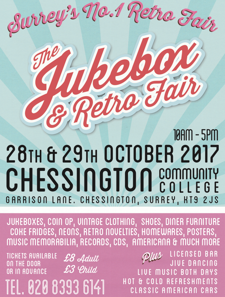 Jukebox & Retro Fair