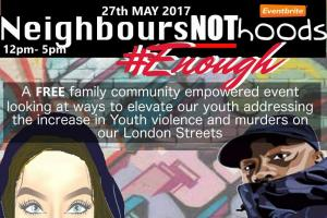 Neighbours Not Hoods: Wandsworth community event to tackle youth violence