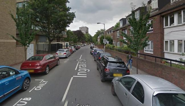 Ingrave Street, Battersea. Pic credit: Google Maps