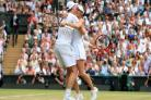 Worth the wait as Murray and Hingis claim Wimbledon mixed doubles title