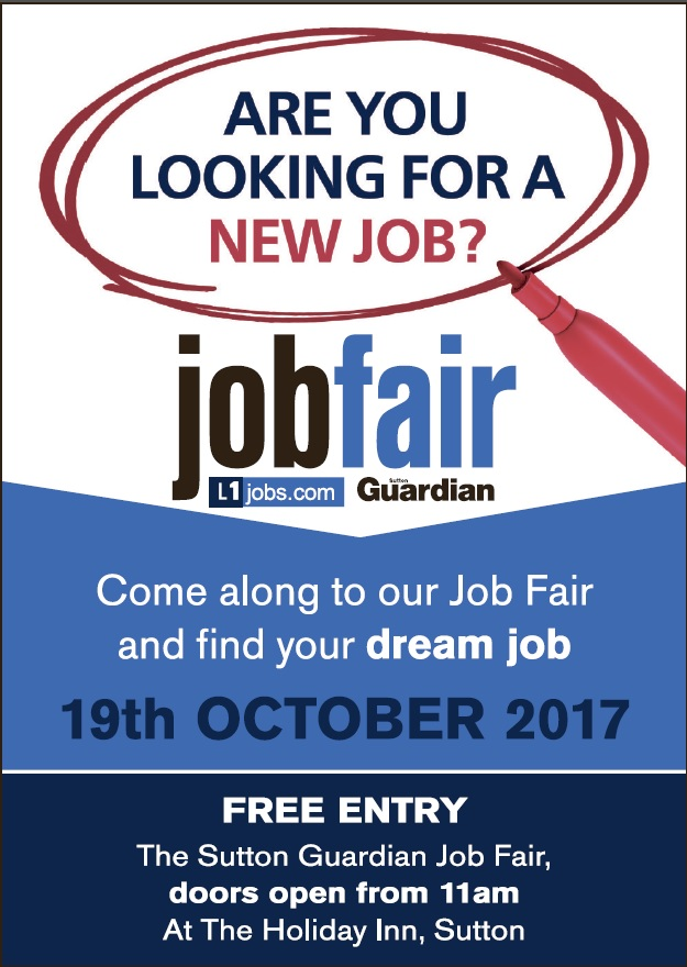 Sutton Guardian South London Job Fair