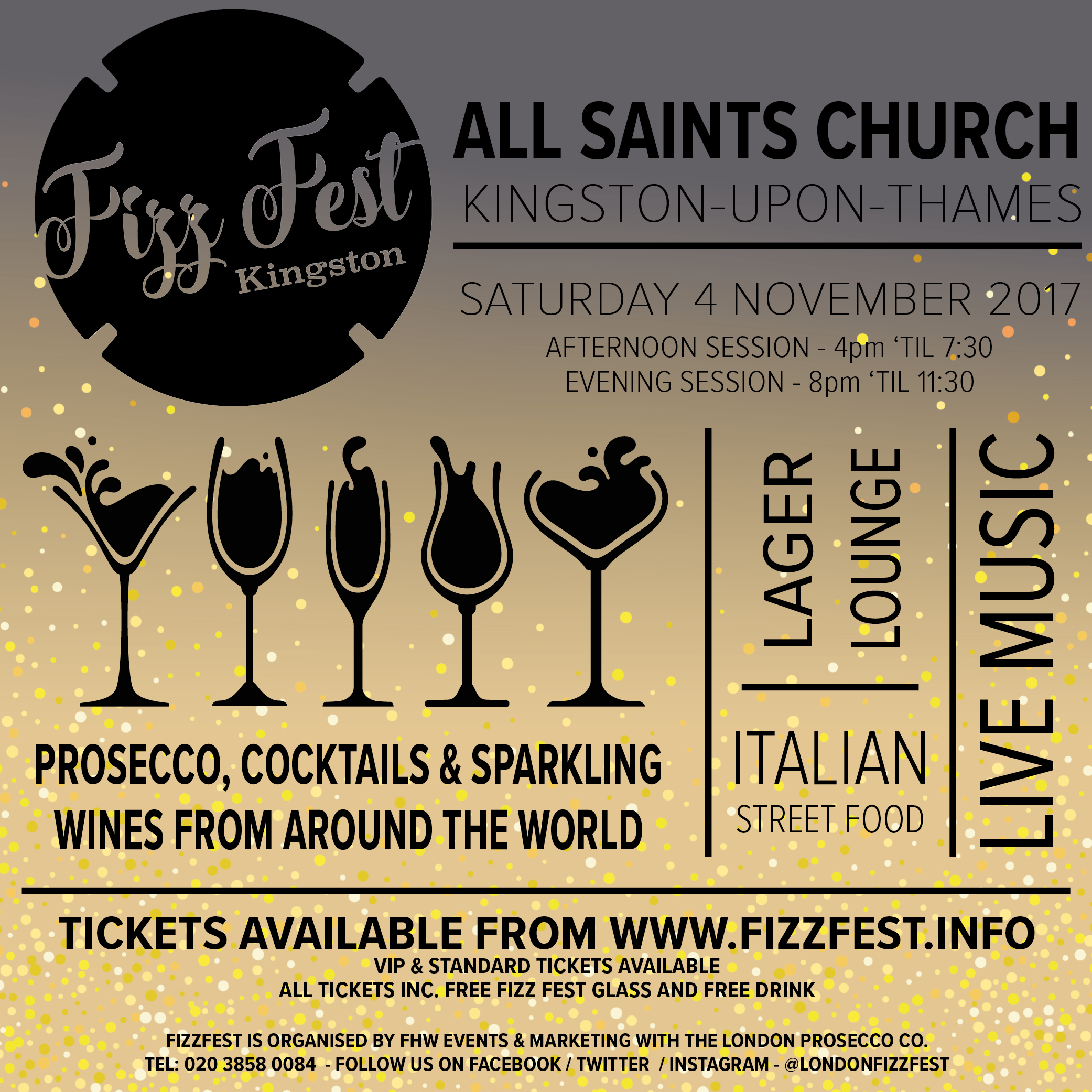 Fizz Fest Kingston