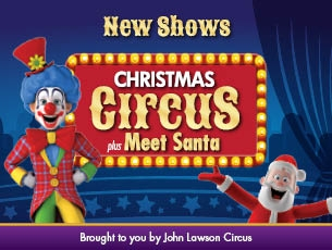 Christmas Circus at Squire's Badshot Lea