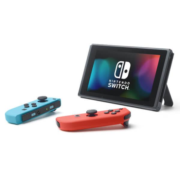 Wandsworth Times: The Nintendo Switch games console