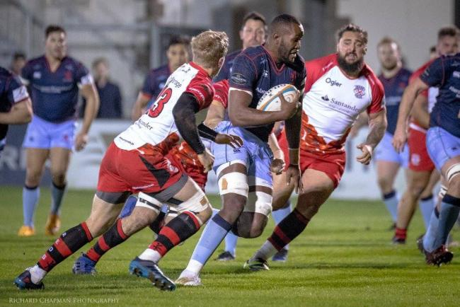 London Scottish win a thriller at Rotherham Titans