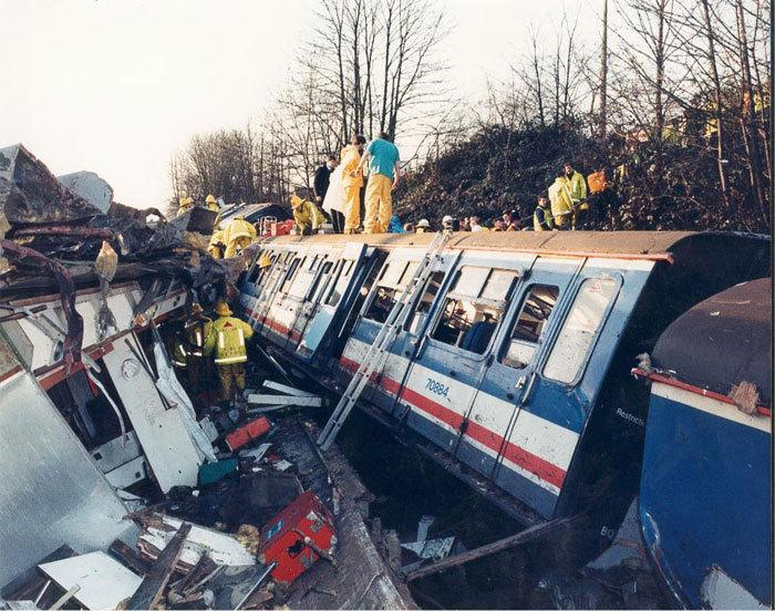 The Clapham Rail Junction Crash: A single wiring fault on a single