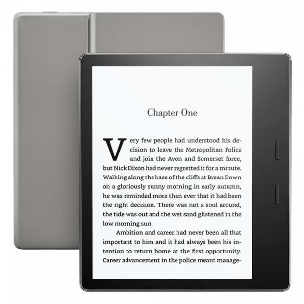 Wandsworth Guardian: All-New Kindle Oasis E-Reader, £229.99