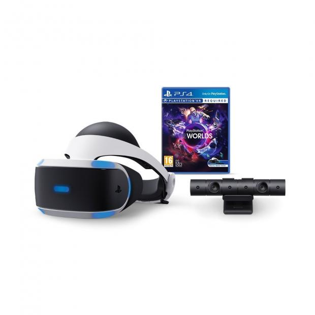 Wandsworth Guardian: PlayStation VR starter bundle including VR Worlds and camera