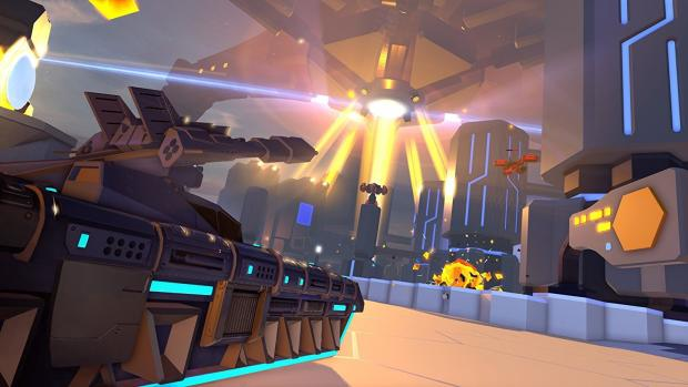 Wandsworth Guardian: Battlezone for PlayStation VR
