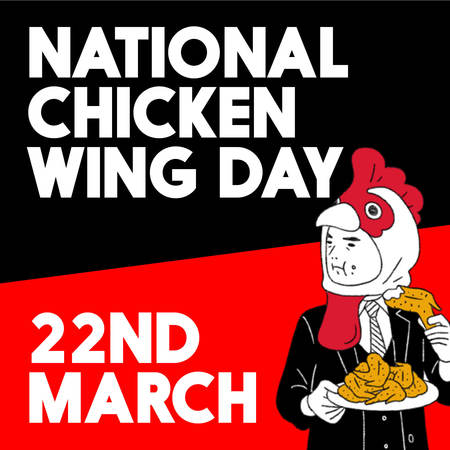 Mr Hyde's National Chicken Wing Day