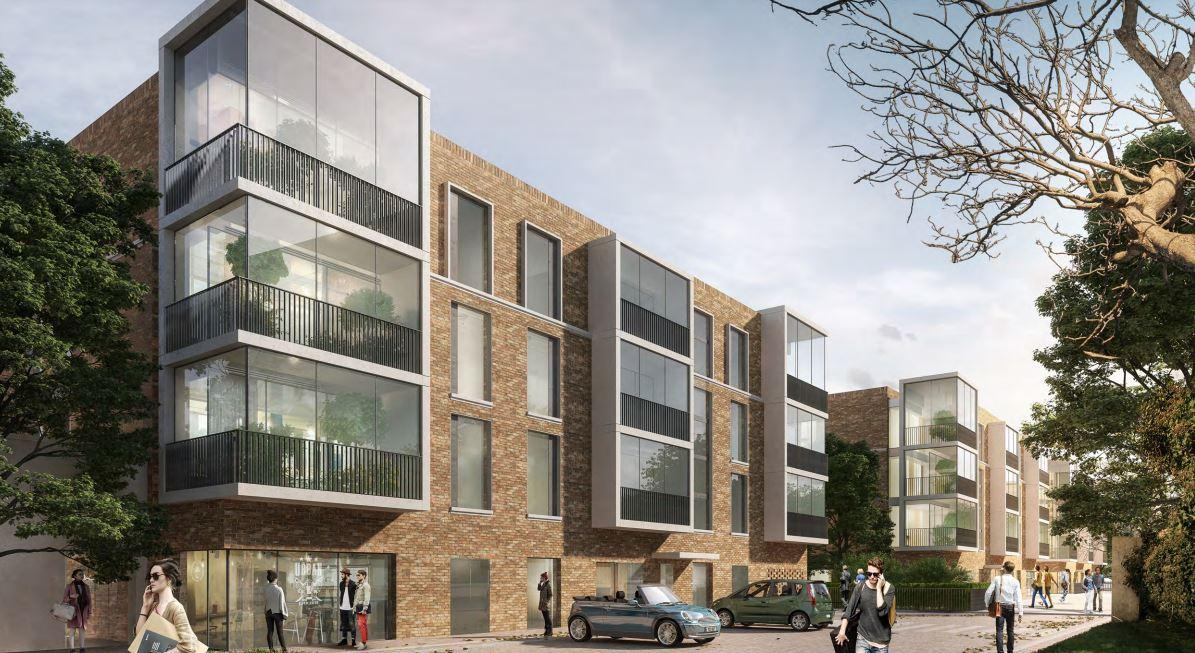 Wandsworth Common: Housing Plans For Industrial Estate Rejected