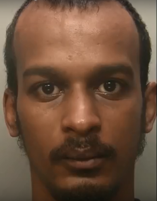 Mohammed Abubaker, 26, of Ludovick Walk, was jailed for more than 10 years
