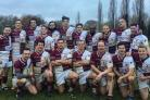 Wandsworthians RFC after their victory over Mtcham RFC on Saturday, April 14