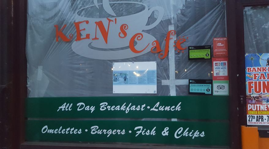 Ken's Cafe to re-open next week